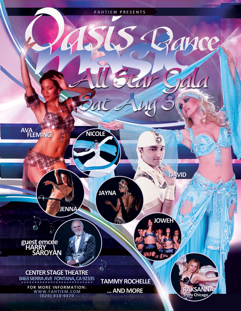 Oasis Dance Magic Gala Show